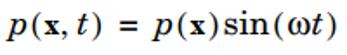 فرمت نهایی پاسخ معادلات آکوستیک