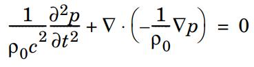 معادلات حاکم بر فیزیک آکوستیک